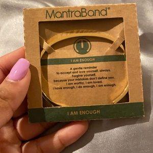 BNWB - Mantraband - I am enough